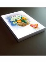 종이액자,캔트지액자,도화지 캔버스