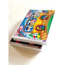 아동생활화 미술북 초급(전2권)