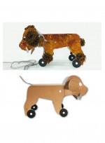 Color 강아지 (조립단추 별도구매)
